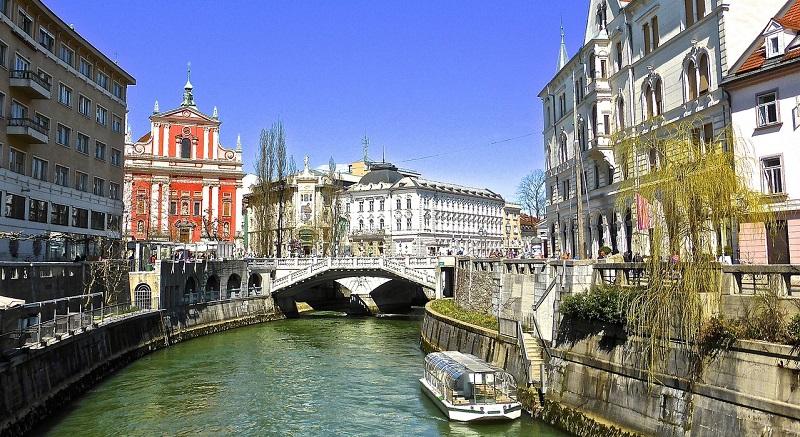 Appartamenti in affitto a Lubiana