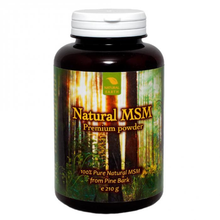 MSM è l'abbreviazione di metilsulfonilmetano